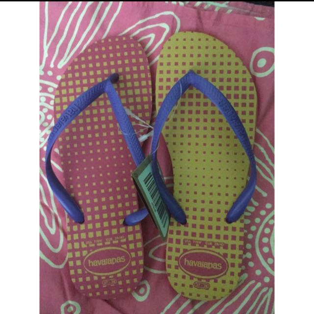 Authentic And brandnew havaianas Slippers