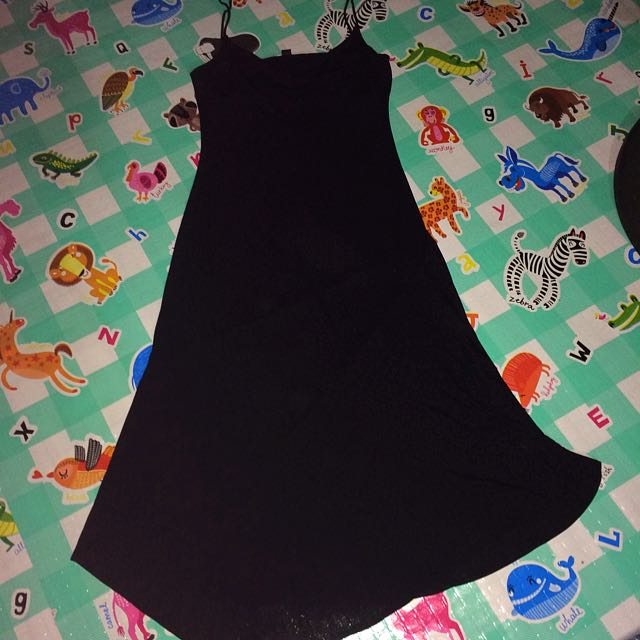 Banana Republic Maxi Black Dress