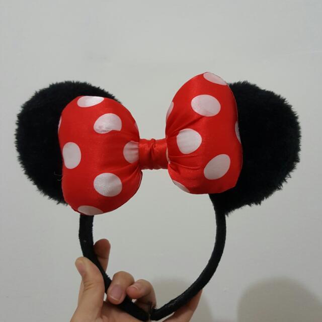 Bando Minie Mouse