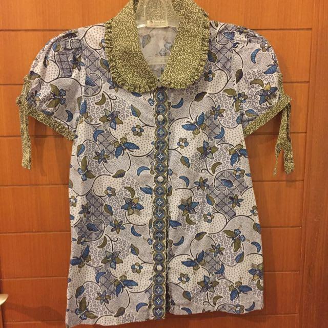 Batik Keris Blouse