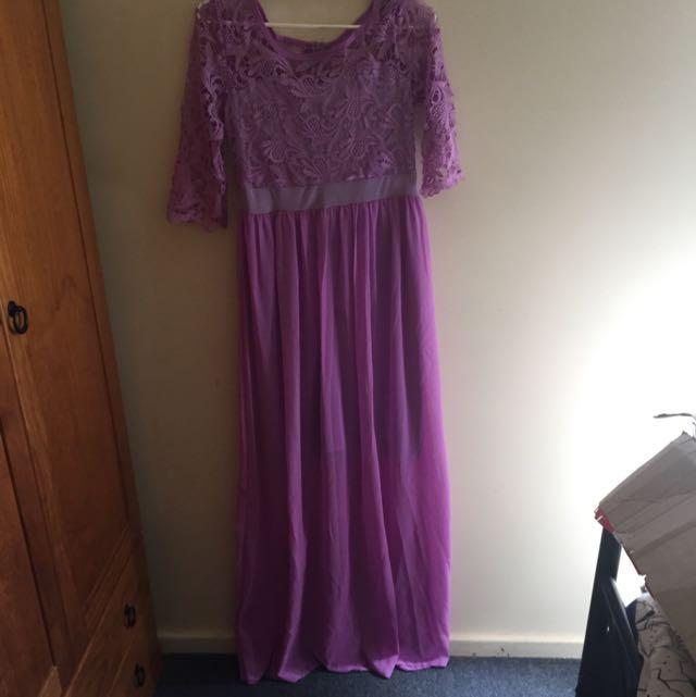 Beautiful Women's Semi-formal Dress (L)