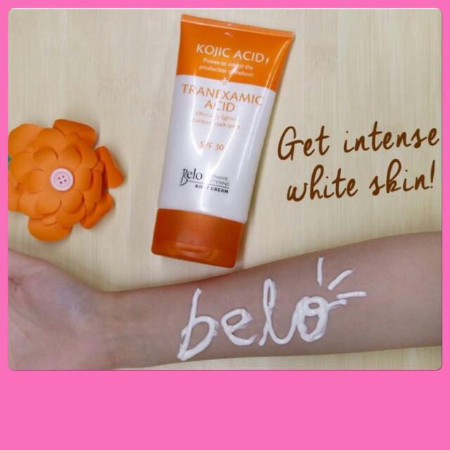 BELO Intensive Whitening Body Cream