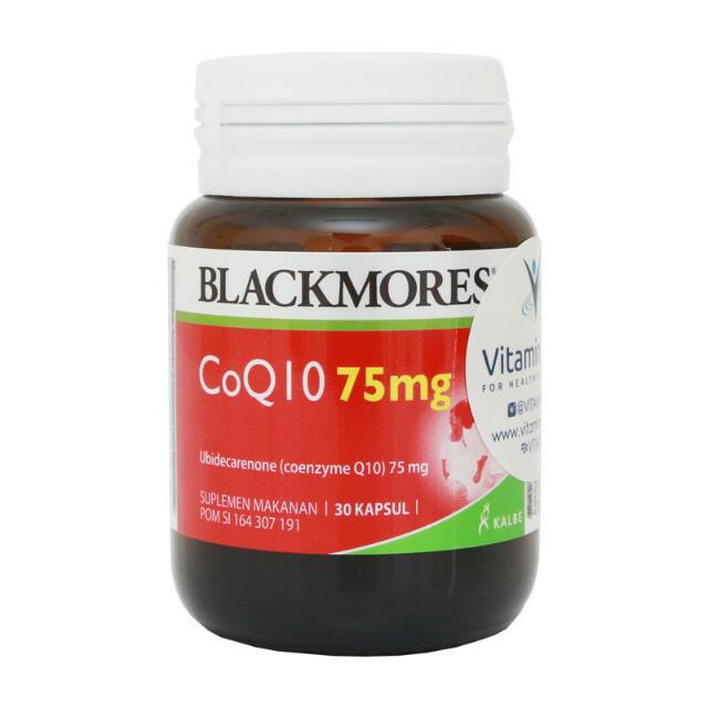 Blackmores Co Q 10 Isi 30