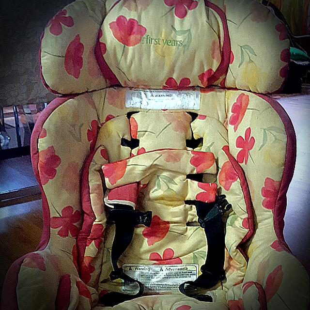 Car Seat - The FIRST YEARS