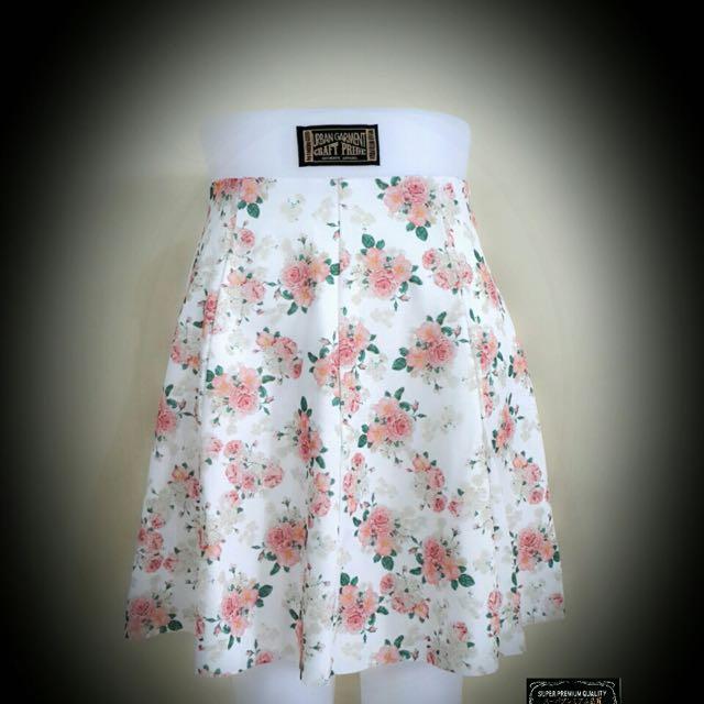 Cath Kidston Flower Skirt