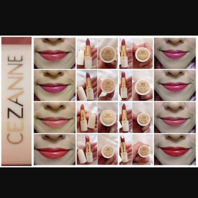 CEZANNE LIPPIES
