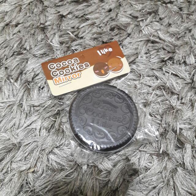 Choco Cookie mirror