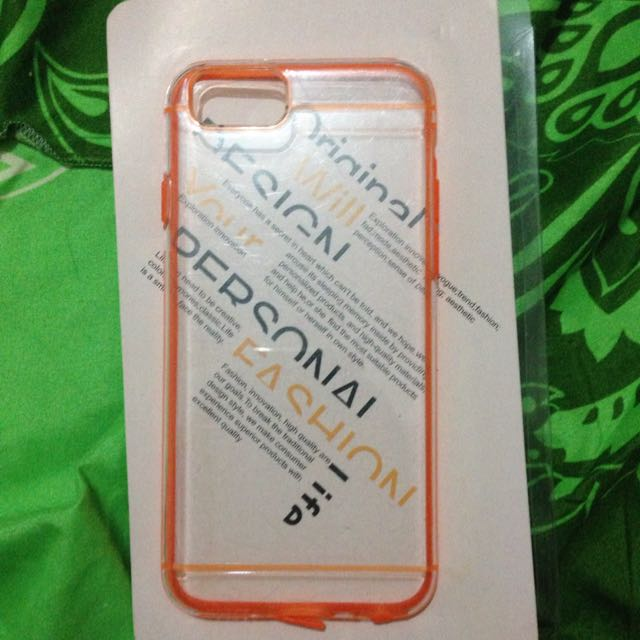 Clear Case Iphone 6