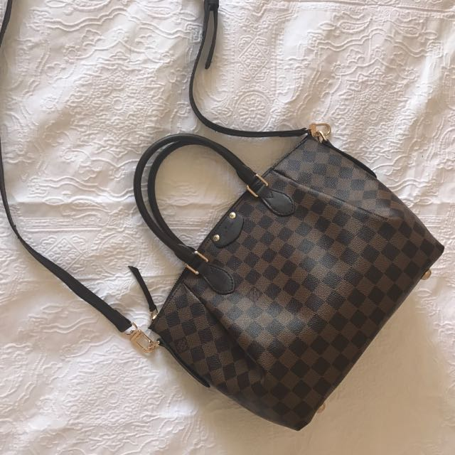 Damier Inspired Bag