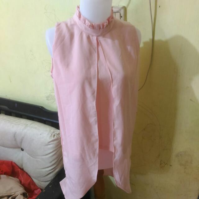Dress Baby Pink Avenue