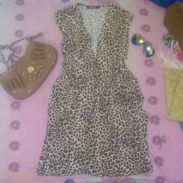 Dress Macan Tutul