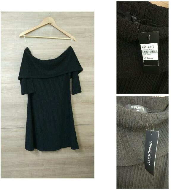 Dress Simplicity Uk S-M (36)