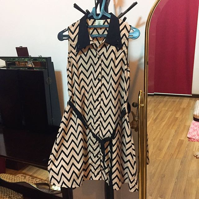 Dress Zig Zag