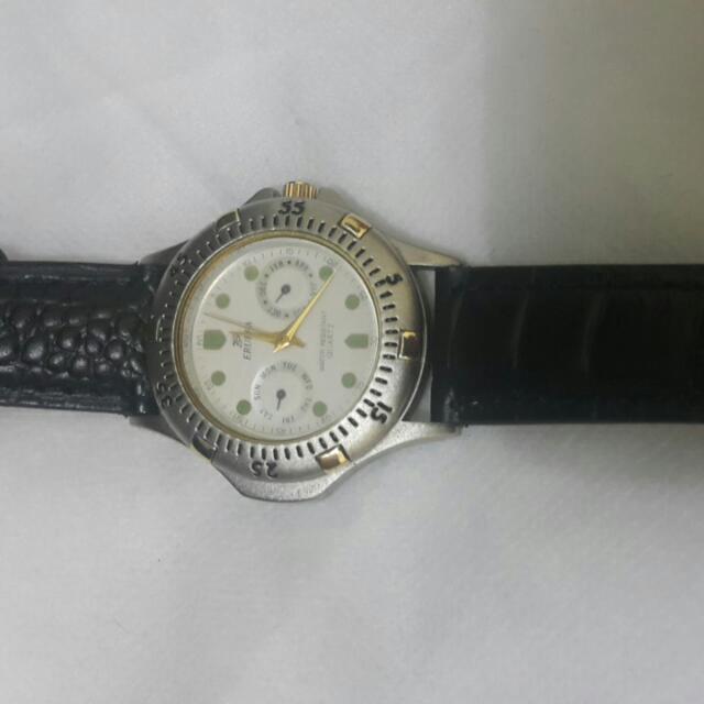 Eruffa Quartz Watch