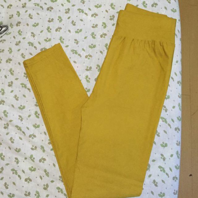 Fashion Pants three quarter leggings