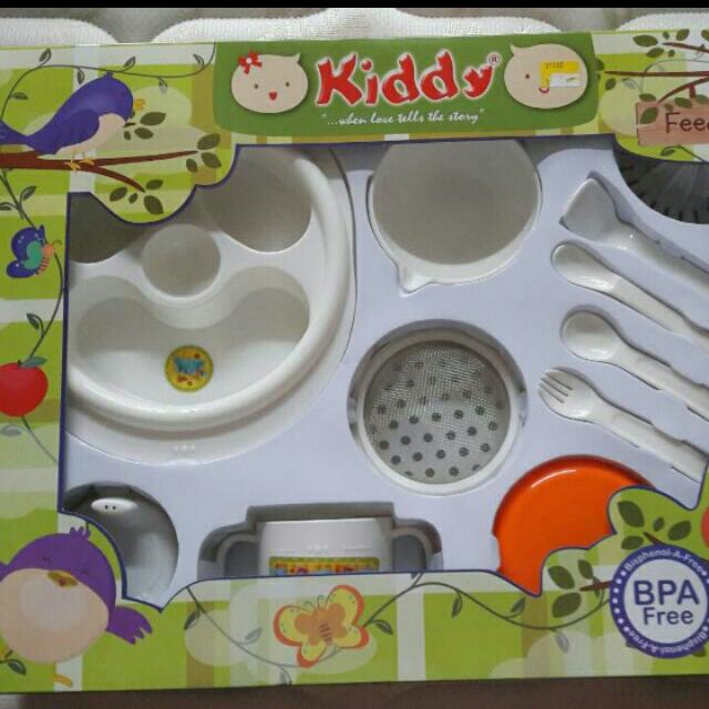 Feeding Sets Kiddy