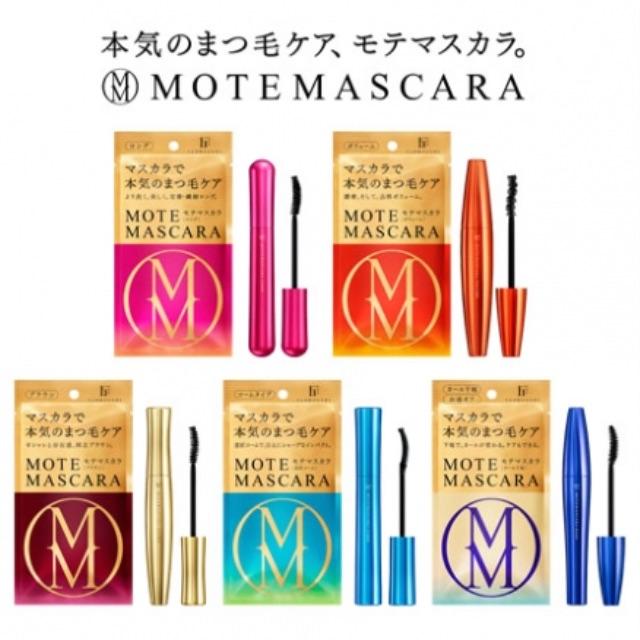FLOWFUSHI MOTE MOTEMASCARA 睫毛膏