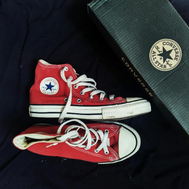 FREE SHIPPING! Converse Chuck Taylor High Top Sneakers