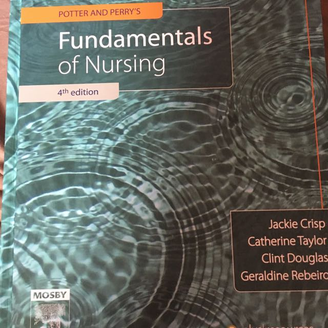 Fundamentals Of Nursing (4th Edition)