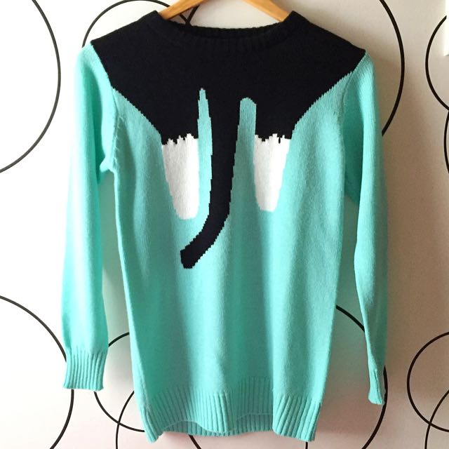 Hanging Cat Sweater
