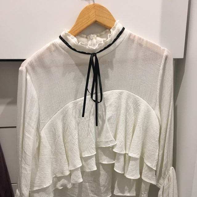 Harper And Me Blouse