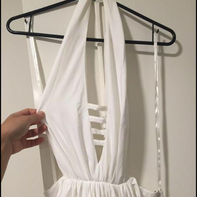 Hot Miami Styles Long Dress