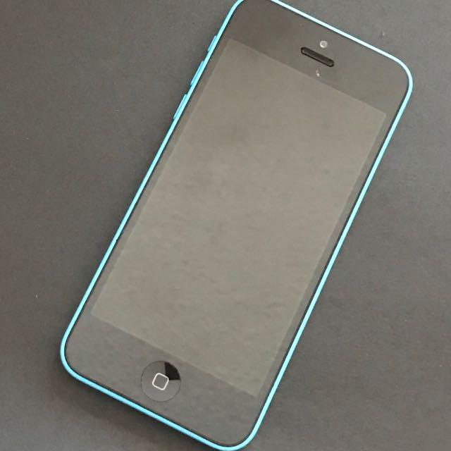 Iphone5C Blue 16gb