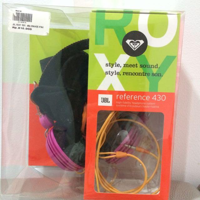 JBL Headphone ROXY, 100%original
