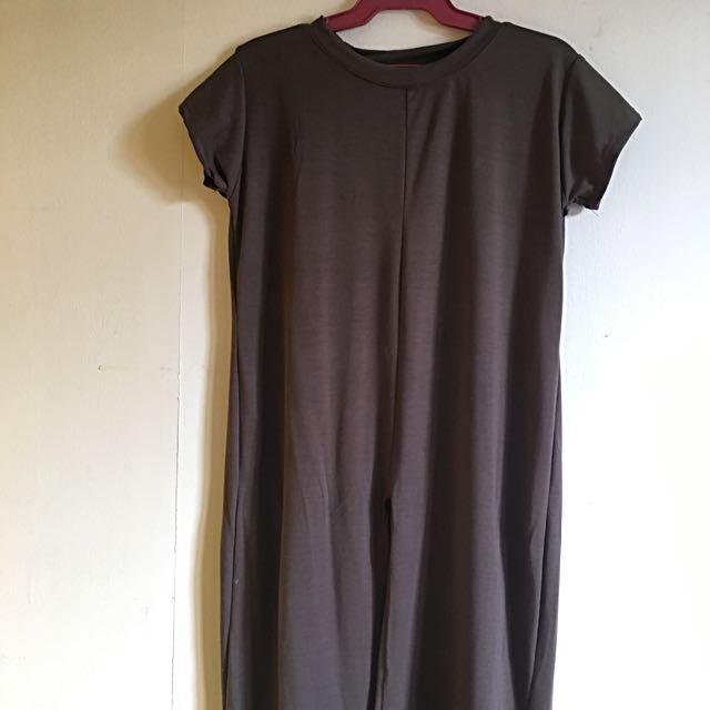 Long Casual Dress