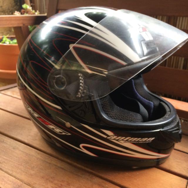 M2R Medium Motorcycle Helmet