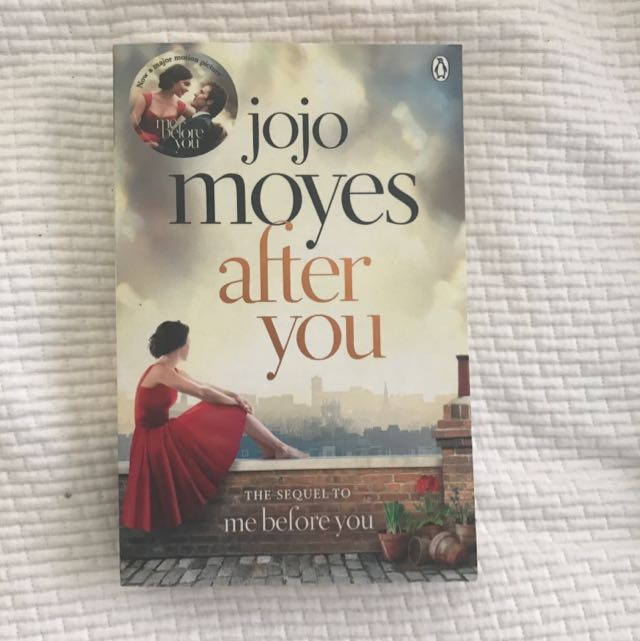 ME AFTER YOU - Jojo Moyes
