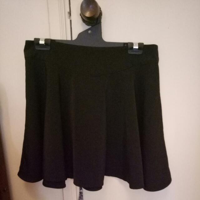 Minkpink Black Skirt Sz M