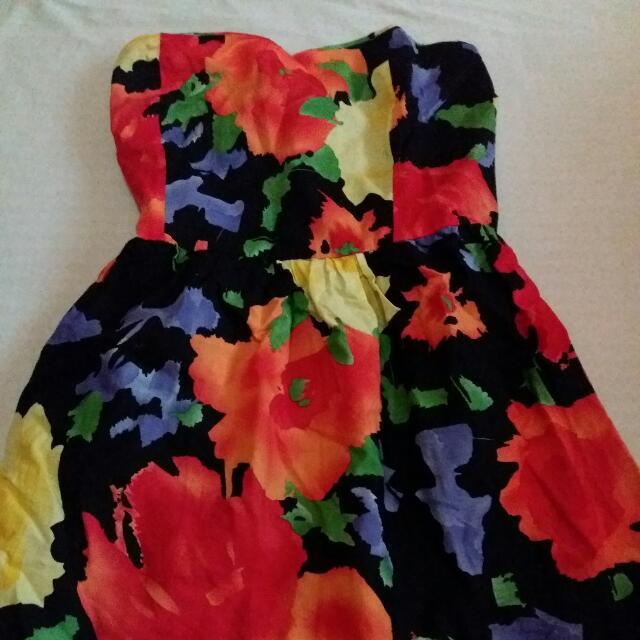 Mint Tube Dress