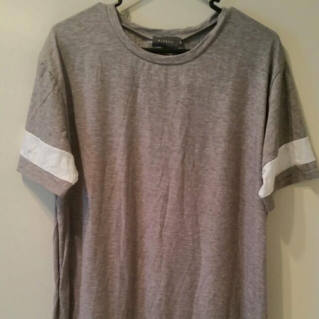 Mirrou tshirt dress