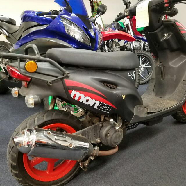 Monza scooter 50cc