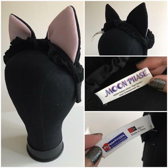 Moon Phase Cat Ears Headdress (Moon Phase official merchandise)