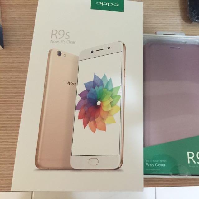 OPPO R9S 5.5吋 64G金色(全新)