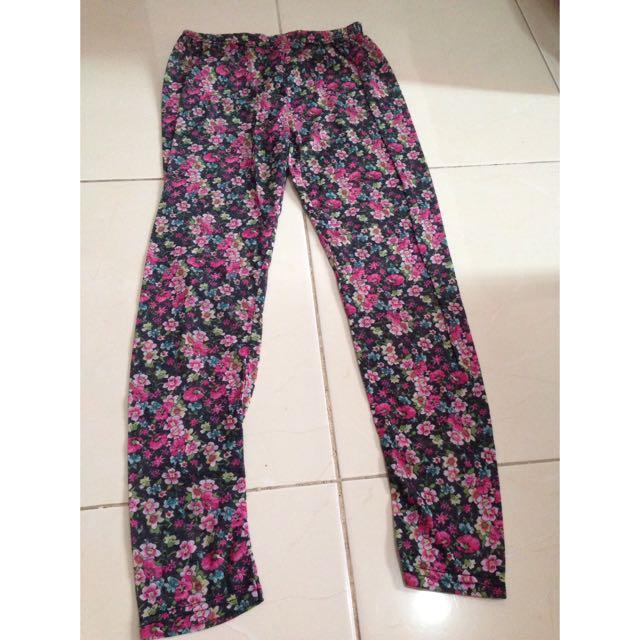 Pants Lace Size S