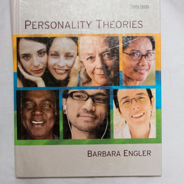 Personality Theories: 8th Edition