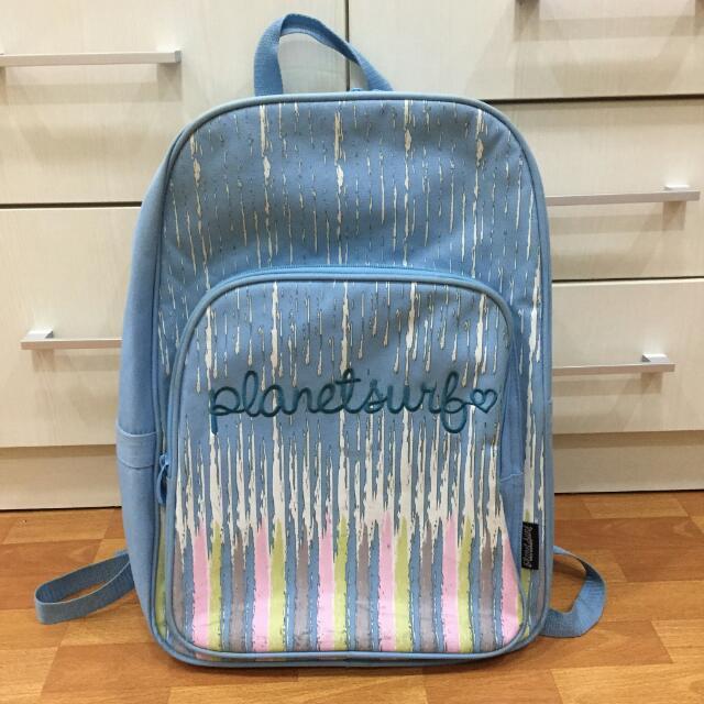 Planet Surf Ransel Backpack Bag