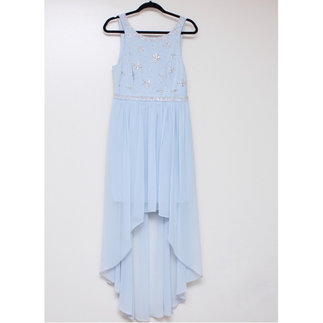 Ever New powder blue gown