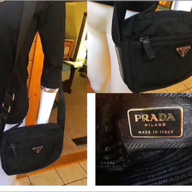 ‼️PRADA NYLON CROSS BODY‼️