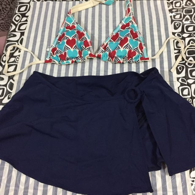 Swimsuit (Reversible)