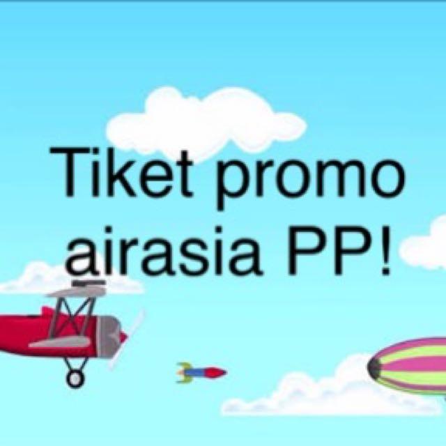 Promo tiket pp airasia