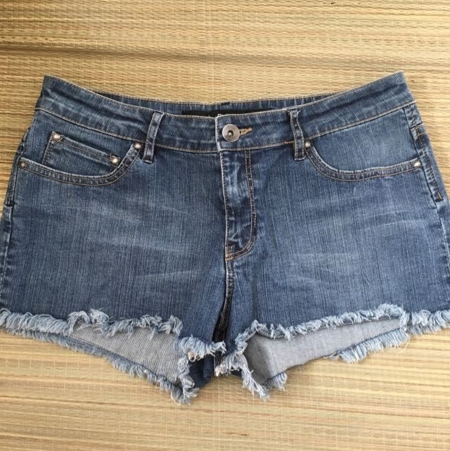 Riders By Lee Denim Shorts - Size 12