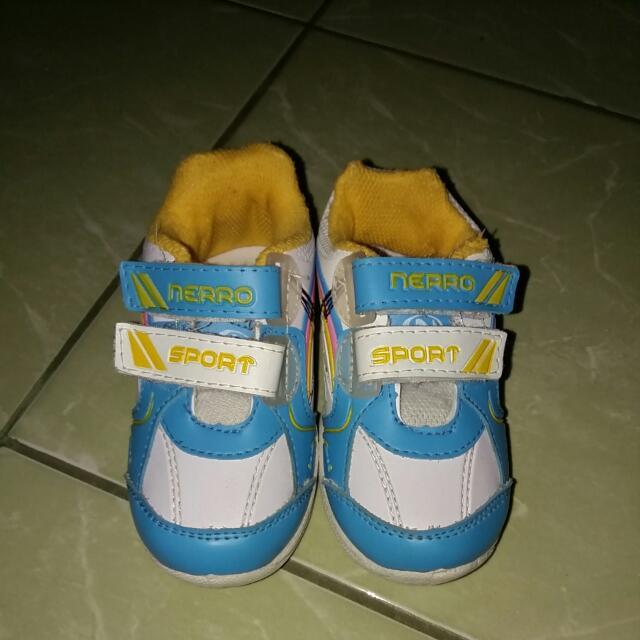 Sepatu Anak Cewek NERRO SPORT