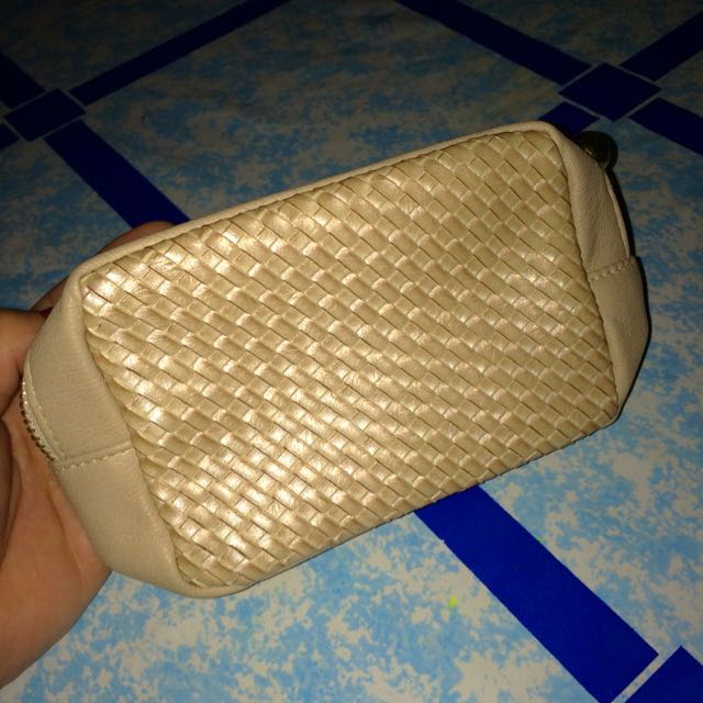 Shiseido Makeup Bag
