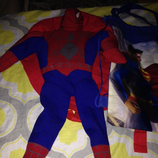 Spiderman Baby Bag