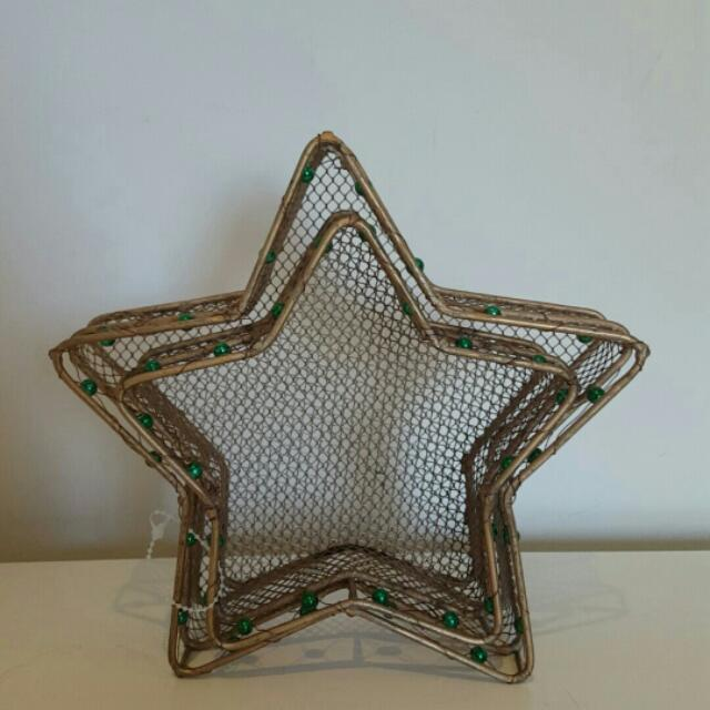 Star Wire Trays