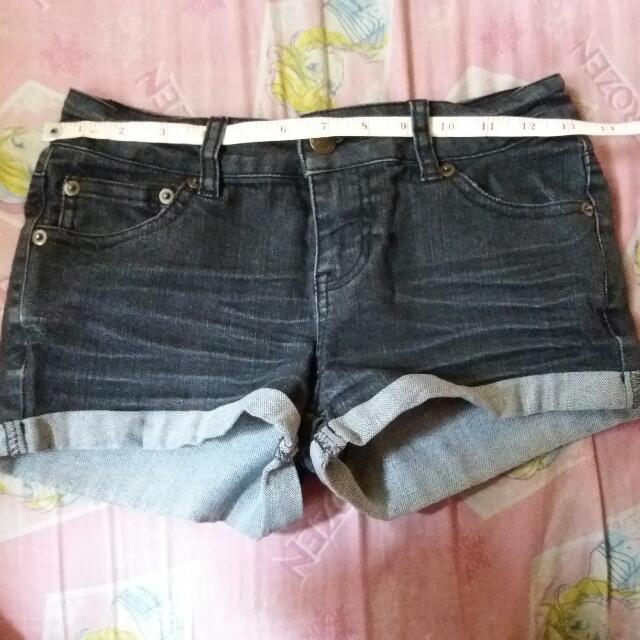 supre maong shorts
